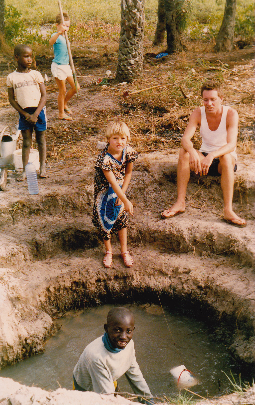 Le bonheur en Afrique (1985-86)