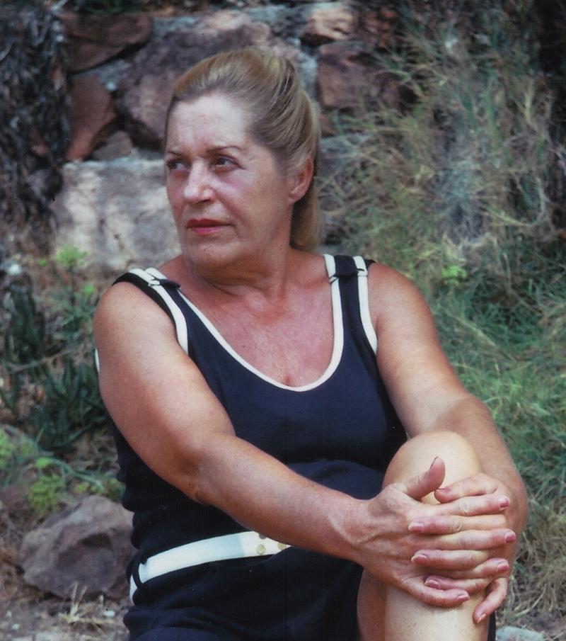 Denise Foucher, née Étié