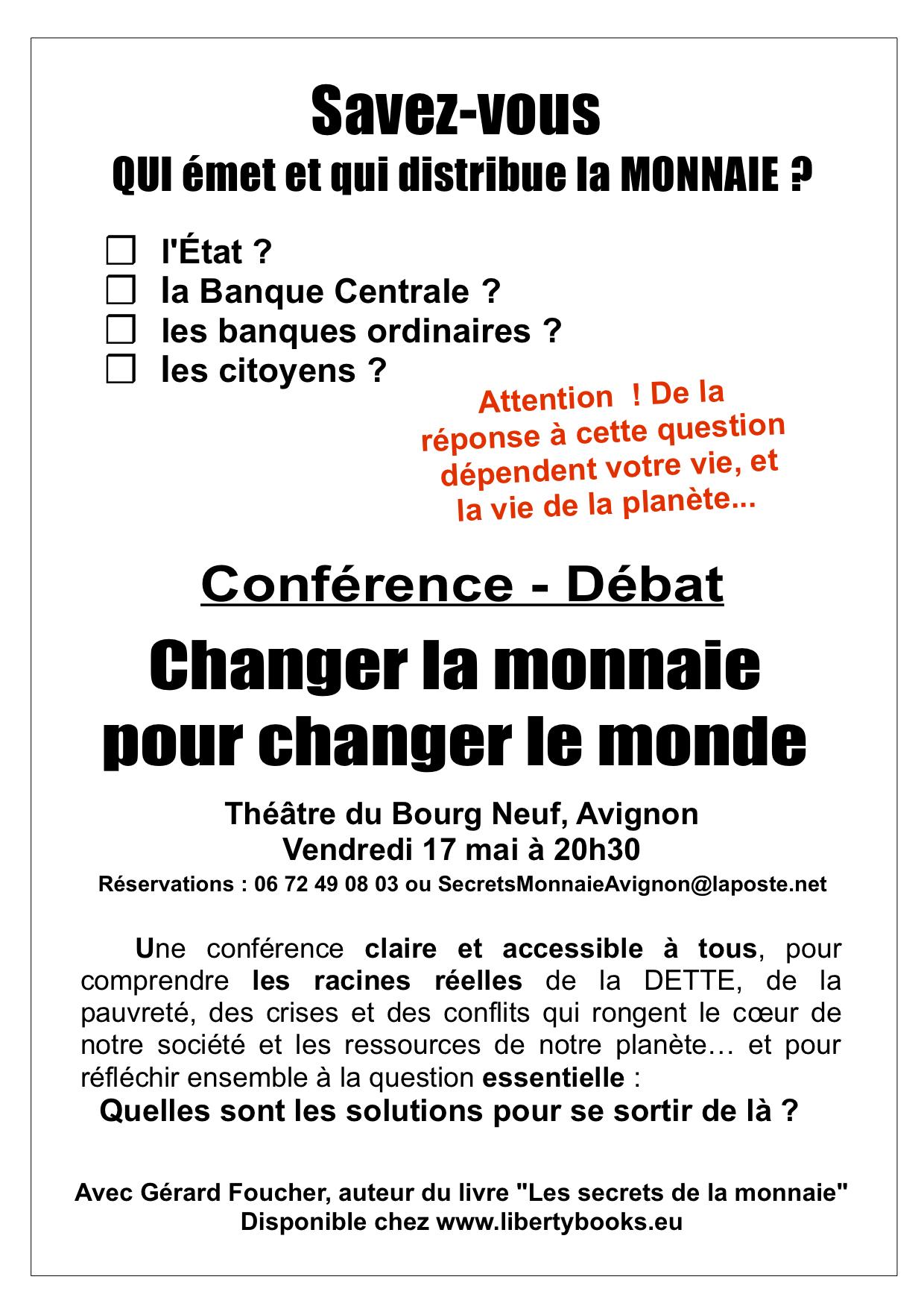 Flyer Avignon Bourg-Neuf